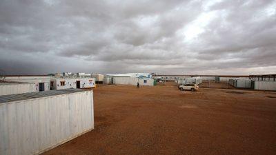 Syrien: Mehr als 7000 Menschen kehren aus Flüchtlingslager in ihre Heimatstadt zurück