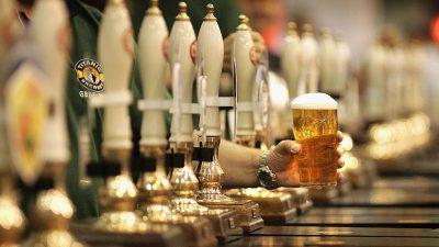 Deutsche geben Milliarden für Bier und Biermixgetränke aus