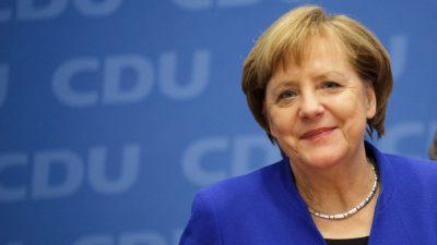 Emnid: Merkel ist die beliebteste deutsche Politikerin