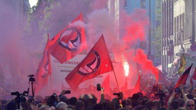 Niedersachsen: Pistorius will Verbot von Antifa prüfen