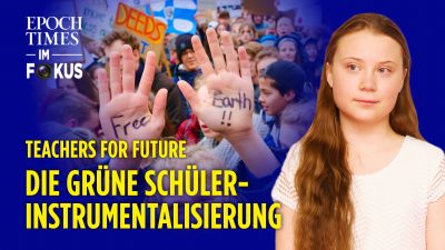 "Frank Hennig: ""Teachers for Future"" – grünes Biedermeier im Windschatten | ET im Fokus"