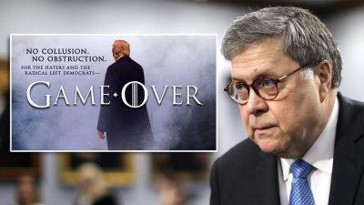 Der Mueller-Bericht: Ein großer Nothingburger – Zuviel Geld für ein Nichts