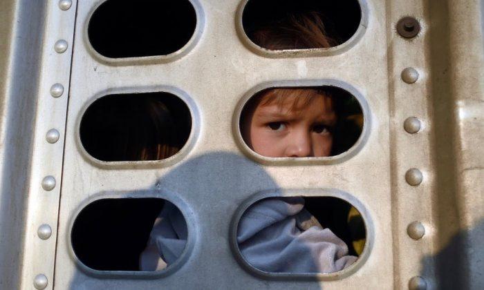 """""""Kinder-Recycling"""": Entführte Kinder werden als """"Freikarte"""" für illegale Einreisen in die USA missbraucht"""