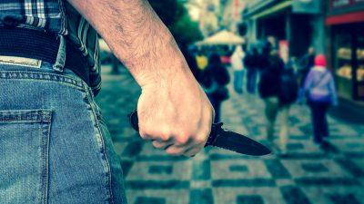 Messer-Attacke in Ingolstadt: Mann (44) an Kopf und Hals schwer verletzt – Täter (28) festgenommen
