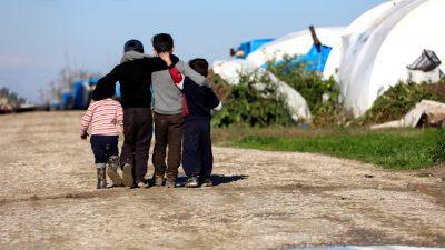 Deutschland will Kinder von IS-Terroristen aus Syrien holen