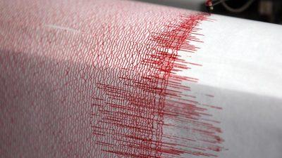 Erdbeben der Stärke 4,5 erschüttert die Toskana