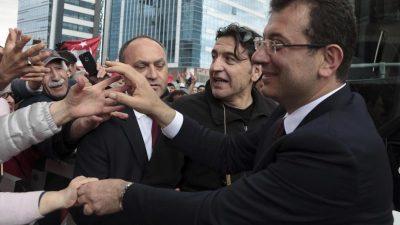 Kommunalwahl Türkei: Nachzählung in Istanbul zeigt Opposition vorne