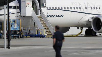 Keine Ruhe für Boeing: Nach Abstürzen weiteres Softwareproblem gefunden