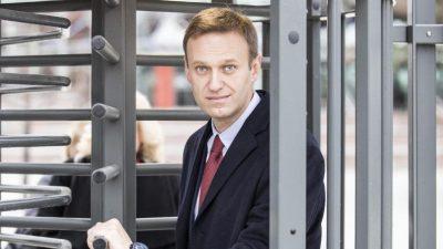 Russische Justiz eröffnet Betrugsverfahren gegen Nawalny