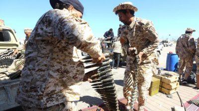 Trotz internationaler Warnungen: Kämpfe in Tripolis eskalieren