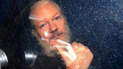 """UN-Sonderberichterstatter: """"Assange weist Symptome von psychologischer Folter auf"""""""