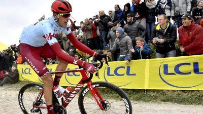 Politt bei Paris-Roubaix auf Platz zwei – Gilbert gewinnt