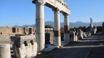 Deutscher Archäologe Gabriel Zuchtriegel übernimmt Leitung von Pompeji
