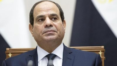 Ägypter stimmen über mehr Macht für Präsident Al-Sisi ab
