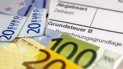 Bundesrat beschließt Grundgesetzänderung und Reform der Grundsteuer