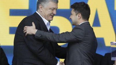 """Wahlkampf im Krisenland Ukraine endet mit """"Tag der Stille"""""""