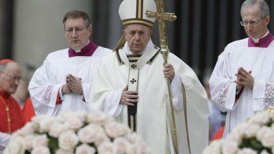 """""""Als Mann und Frau schuf er sie"""" – Vatikan veröffentlicht kritische Stellungnahme zur Gender-Ideologie"""