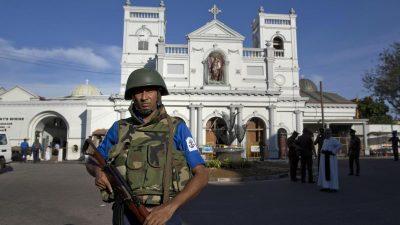 """Terror-Drahtzieher wollte """"Nicht-Muslime eliminieren"""" – Sri Lanka ignorierte Warnung von Muslimischem Rat"""