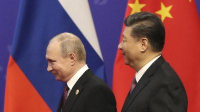US-Verteidigungsministerium: China und Russland nutzen Krise in Italien aus, um eigene Interessen zu fördern
