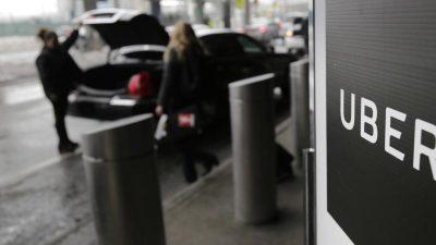 Börsengang soll Uber bis zu zehn Milliarden Dollar bringen