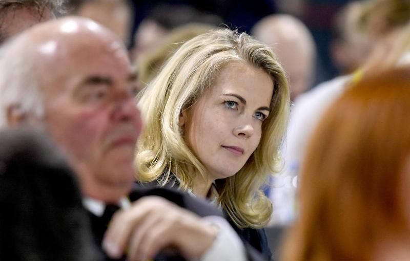 FDP-Politikerin über sichere Außengrenzen und die Blockadehaltung der Grünen