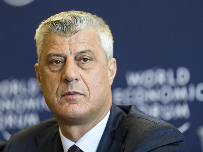 Kosovos Ex-Präsident nach Kriegsverbrechen-Anklage in U-Haft