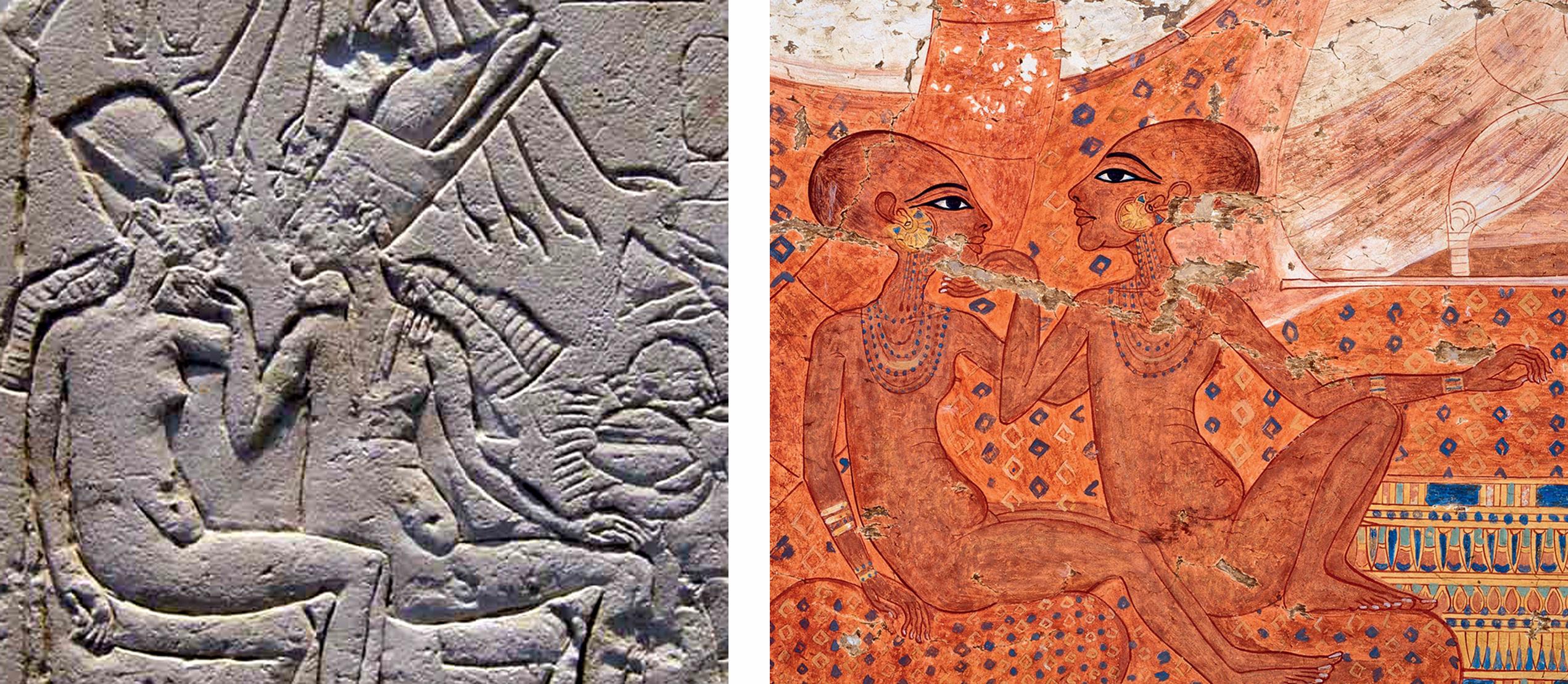 Mysteriöse Doppelherrschaft: Kunsthistorikerin entdeckt bisher unbekannte altägyptische Königin