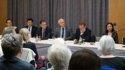 Einigkeit bei Politikern aus CDU, AfD und SPD: Organraub in China muss gestoppt werden