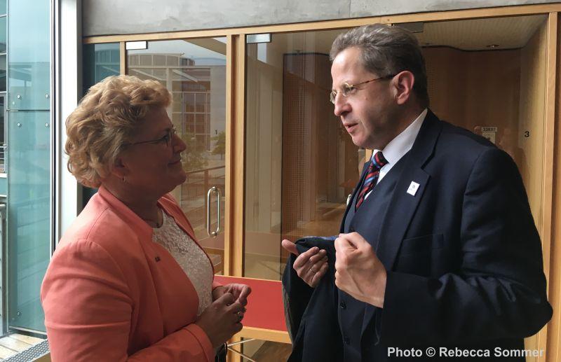 """Neue Konstellationen in der CDU: """"Unsere 420.000 Mitglieder sollten den Kanzlerkandidaten bestimmen"""""""