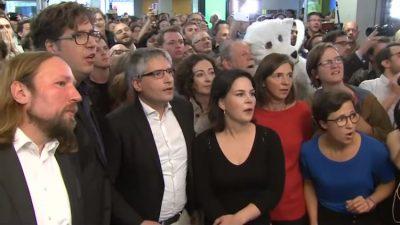 EU-Wahl: GroKo geht unter, Grüne triumphieren – Analyse von Jürgen Fritz