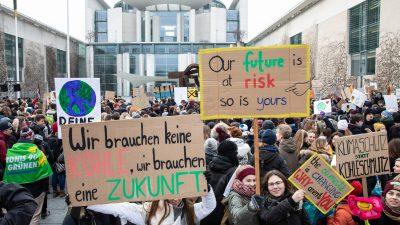 """Ehrenrunde für das Weltklima? Versetzung von Berliner """"Fridays for Future""""-Aktivisten gefährdet"""