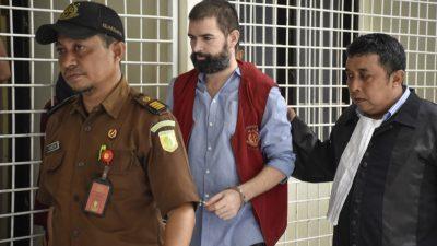 Indonesien: Todesstrafe für Franzosen wegen Drogenschmuggels