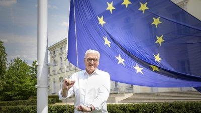 """Steinmaier will gegen """"Lautsprecher, Radikalinskis und Verschwörungstheorien"""" kämpfen"""