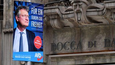 Politologe Frank Decker ist überzeugt: FPÖ-Affäre hat kaum negative Effekte für die AfD