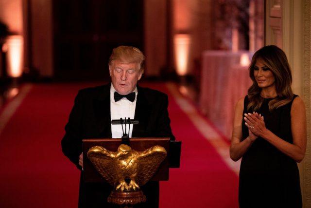 Zustimmung zu Trumps Präsidentschaft mit 46 Prozent auf höchstem Wert
