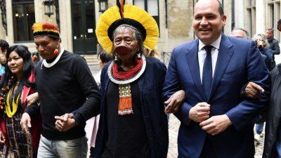 Luxemburg unterstützt Amazonas-Häuptling mit Geldspende – Indigene sehen ihren Lebensraum gefährdet