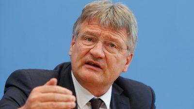 """Meuthen: Green Deal der EU ist """"weder grün noch Deal"""" – Anhaltende Skepsis in Osteuropa"""