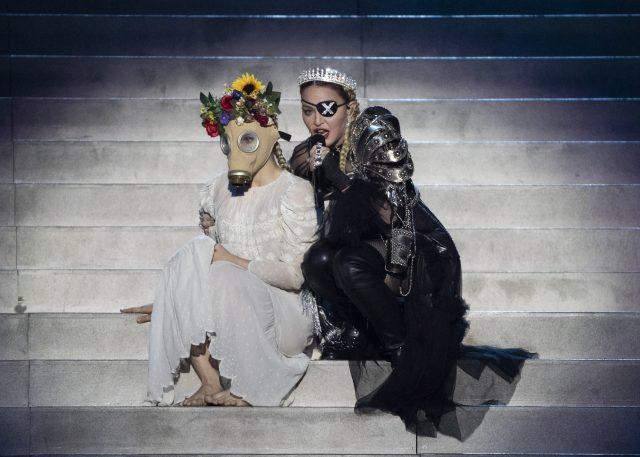 Madonnas okkulter ESC-Auftritt: Warum akzeptiert die Gesellschaft dämonische Unterhaltung?