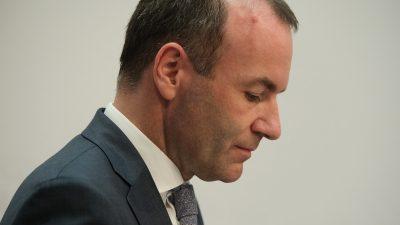"""Wahl des Kommissionspräsidenten – Weber: """"Trauriger Tag für die europäische Demokratie"""""""