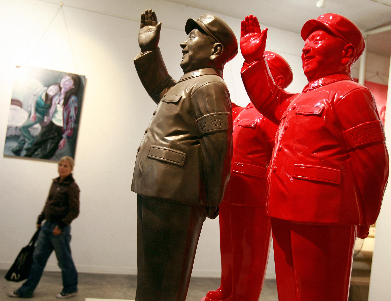 Xi Jinping signalisiert Rückkehr zur Mao-Ära