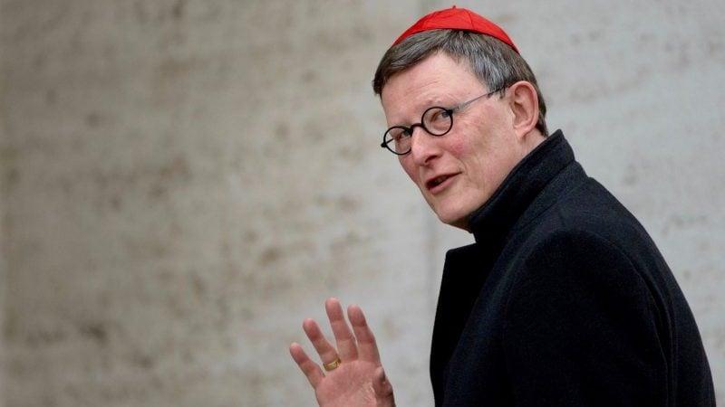 Anwaltskanzlei kritisiert Kardinal Woelki wegen unveröffentlichten Missbrauchsgutachten
