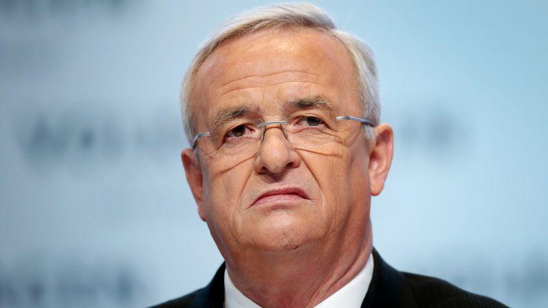 Schadenersatz: Winterkorn soll rund zehn Millionen Euro an VW zahlen