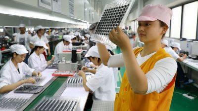 China: Trotz Mangel an Desinfektionsmittel und Schutzmasken – Produktion soll wieder anlaufen