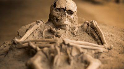 Tödliche Rituale: Aztekische Verbündete entstellten über 400 gefangene Spanier und aßen sie