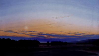 Abend  – Von Manfred von Pentz