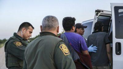 US-Grenzlager überfüllt: 500.000 Migranten seit Anfang 2019 – Familien werden an andere Grenzabschnitte verlegt
