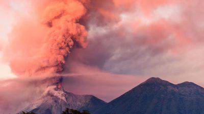 Zealandia: Verborgene kontinentale Platte half bei Entstehung des Pazifischen Feuerrings