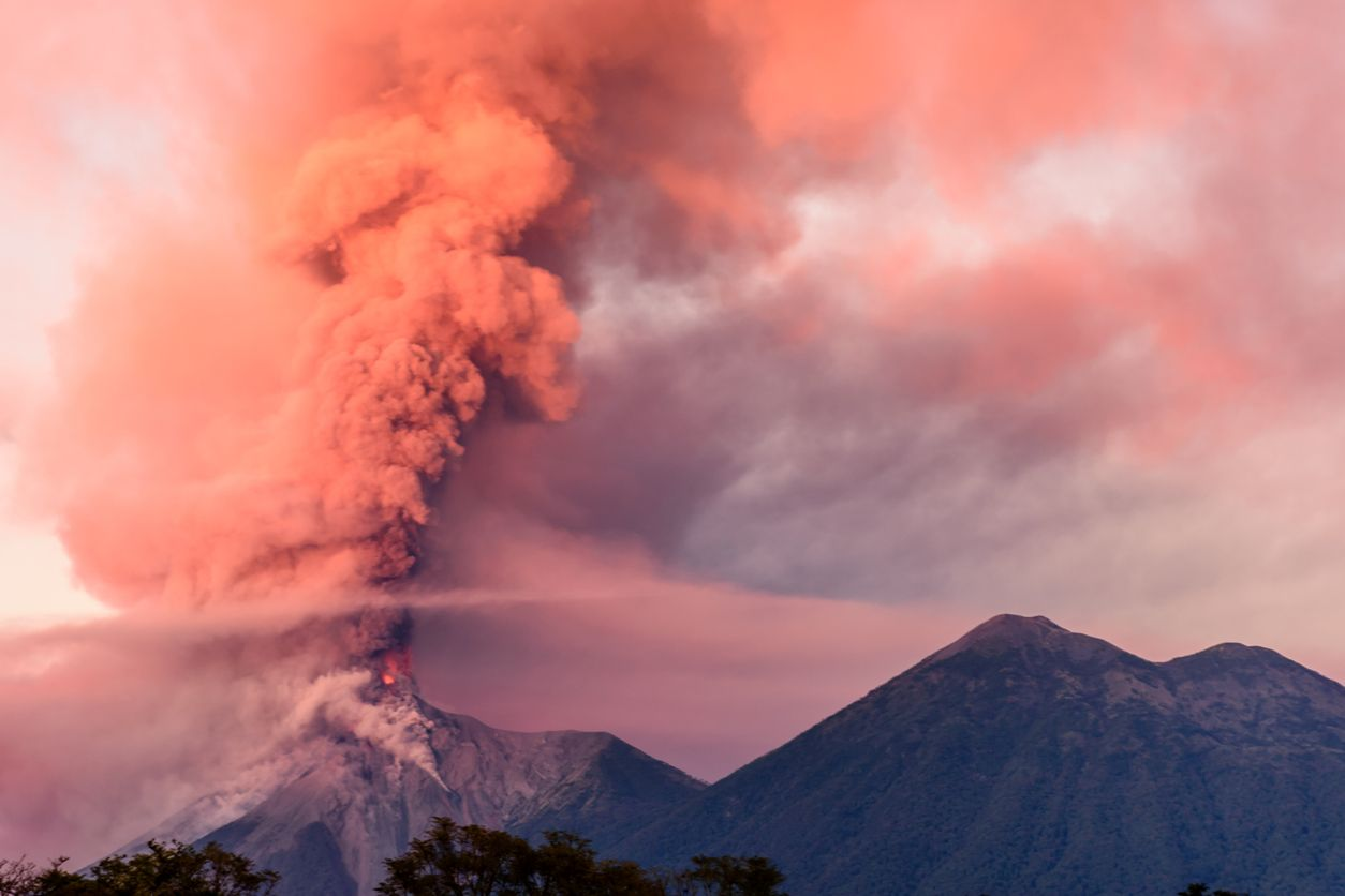 Zum Klimawandel, Vulkanismus und Sonnenflecken – Eine Plausibilitätsbetrachtung