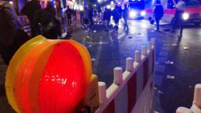 Polizei ermittelt nach tödlichem Unfall in Berlin wegen fahrlässiger Tötung