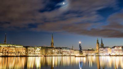 Klassik des Tages: Guter Mond, du gehst so stille